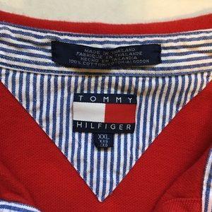 Tommy Hilfiger Shirts - Tommy Hilfiger Crest Style Polo